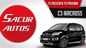 Citroen C3 Aircross 2013 Sacur Autos