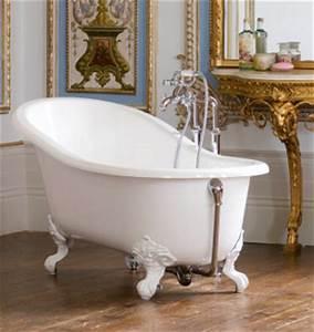 Baignoire Avec Pied : baignoire serre d 39 aigle shr avec pieds blanc nivault ~ Edinachiropracticcenter.com Idées de Décoration