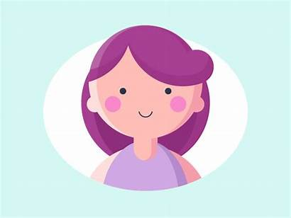 Smiling Smile Pinky Character Motion Animation Dribbble
