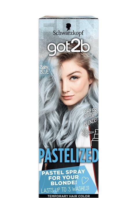 2b hair color pastelized