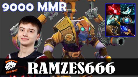 ramzes666 tinker mid 9000 mmr dota 2 pro mmr gameplay 1 youtube