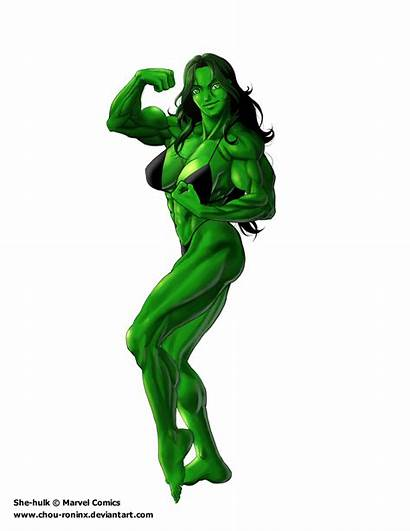 Hulk She Commission Deviantart Transparent Background Chou
