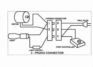 Toyota 2440 Sewing Machine Wiring Diagram