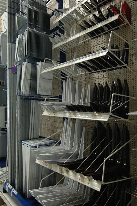 ijzerwaren ophangsystemen