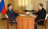 Working meeting with Governor of Tver Region Dmitry ...