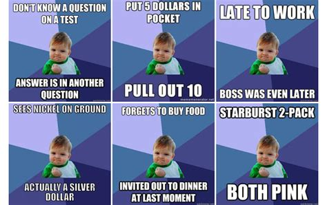 Exles Of Internet Memes - how success kid s internet fame saved his dad s life