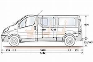 Dimension Renault Trafic 9 Places : renault trafic van dimensions ~ Maxctalentgroup.com Avis de Voitures