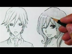Coiffure Manga Garçon : comment dessiner des cheveux manga 3 diff rents mod les tutoriel youtube ~ Medecine-chirurgie-esthetiques.com Avis de Voitures