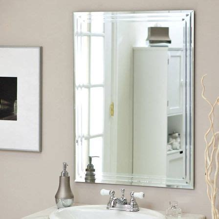 Bathroom Mirrors Ideas by Small Bathroom Mirrors And Big Ideas For Interior Small