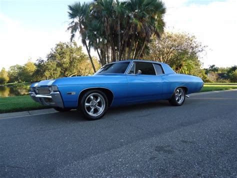 1968 Chevrolet Impala Absolutely Gorgeous Excellent