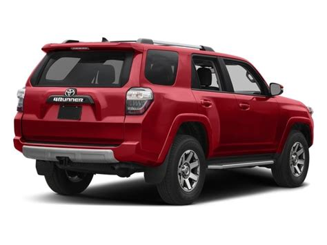 All versions will offer around 17 mpg in the city and 20 mpg on the highway. New 2018 Toyota 4Runner TRD Off Road Premium 4WD MSRP ...