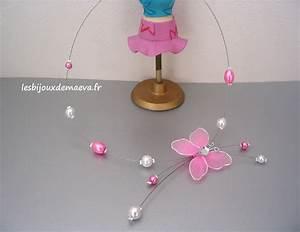 collier fantaisie enfant papillon rose With bijoux fantaisie enfant