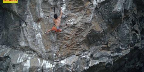interieur sport adam ondra klettern adam ondra bezwingt quot project hard quot klettern
