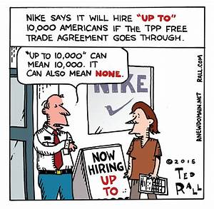 Nike TPP Promise: Ten Thousand to Be Hired If We Just Do It
