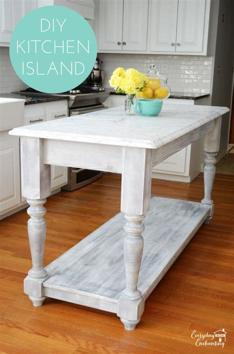 Free Kitchen Island Building Plans  Woodworking Projects