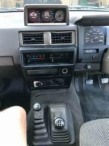 1980 Rhd Nissan Datsun Pickup Hardbody Crew Cab Diesel