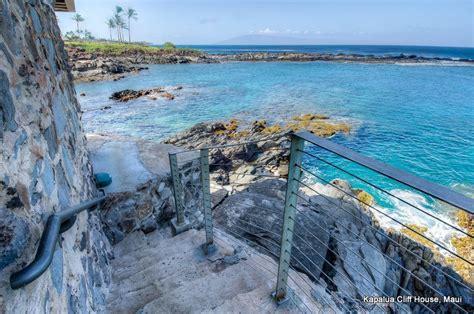 maui destination event locations montage kapalua cliff house