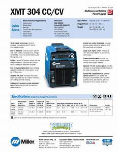 Miller Xmt 304 Single Phase Wiring