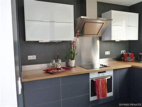 cuisine de style une cuisine de style industriel divines pénates côté maison