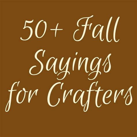 17 Best Ideas About Fall Sayings On Pinterest Fall