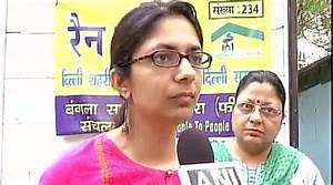FIR against DCW chief Swati Maliwal for allegedly naming ...