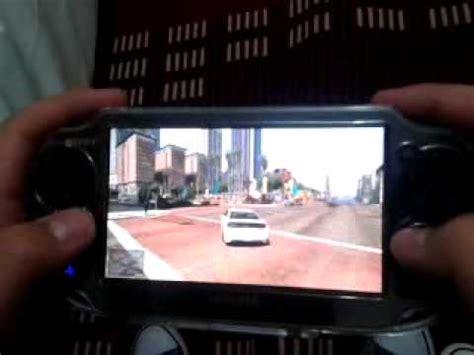 Ps Vita Gta Grand Theft Auto Gameplay Vice City Stories