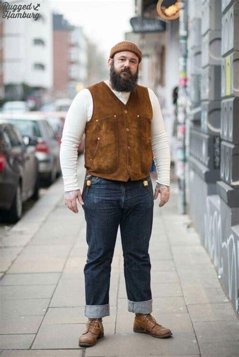 Bearded Rugged Guy Head Shoulders Knees Toes