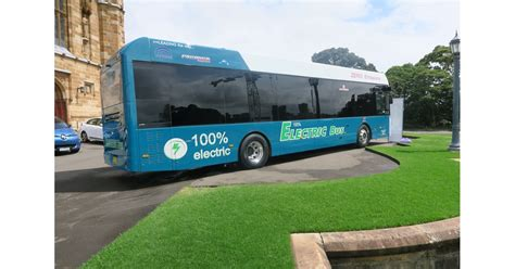 tfnsw endorsed electric bus trial extremely impressive