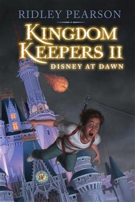 Throwback Thursday Special The Kingdom Keepers Series By
