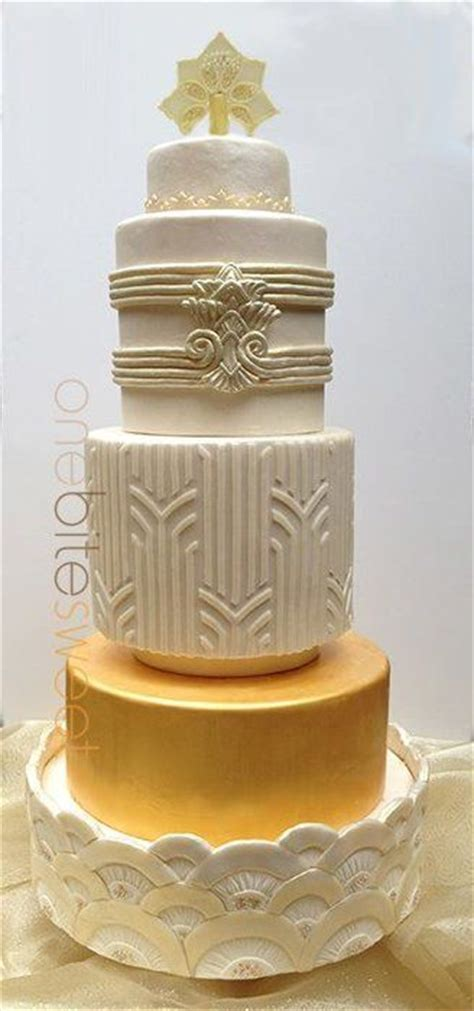 Top 25 Ideas About Cakes Art Deco On Pinterest Art