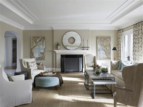 pictures of livingrooms traditional living room with neutral palette hgtv