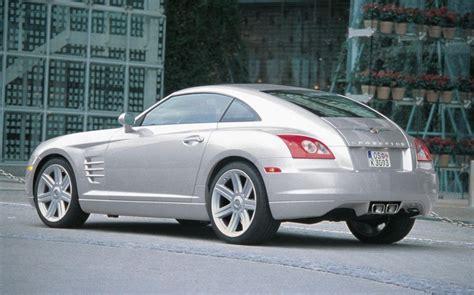 Car Throttle Parting Shot - The Chrysler Crossfire
