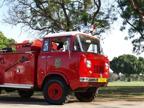 Jeep Fire Truck Jeep Enthusiast