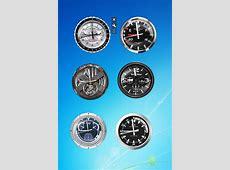 Analog Clocks Windows 7 Desktop Gadget