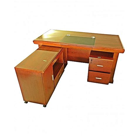 Office Desk Kenya by Generic L Shaped Home Office Desk Brown Best Price