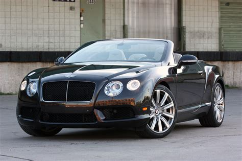 bentley gtc 2013 bentley continental gtc v8 quick spin photo gallery