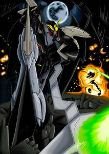 Deathscythe Hell Custom by aLLmanXD on DeviantArt