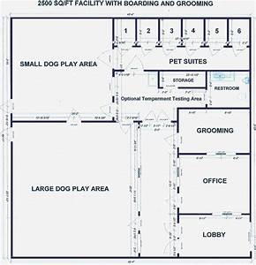 dog daycare design i love floor plans pinterest With dog boarding kennel plans free