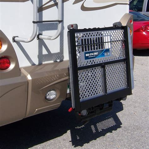 harmar rv electric power chair scooter lift carrier discount ramps