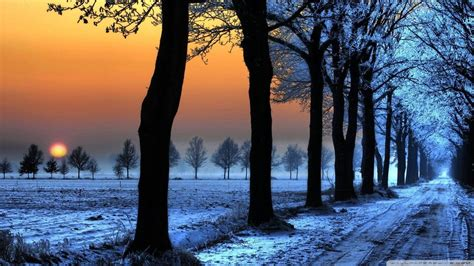 Nature Wallpaper Desktop by Free Winter Nature Wallpapers Wallpaper Cave