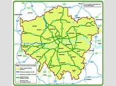 1 Low Emission Zone LEZ – London