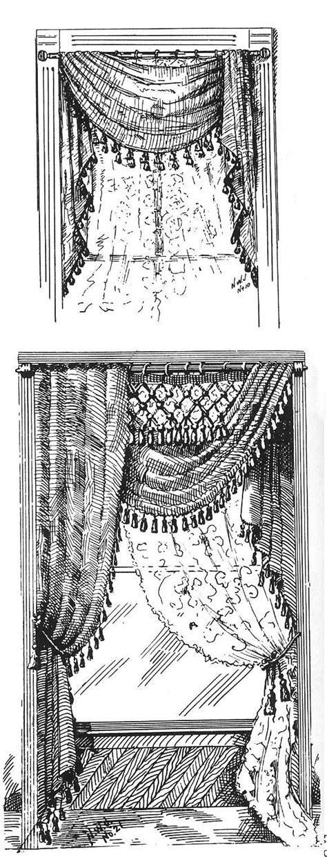 Victorian Window Treatments. | Queen Anne Victorian