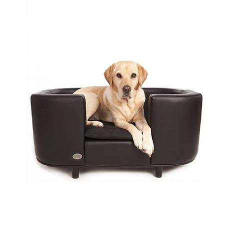 canapé pour canapé pour chien original anto fauteuil pour chien cuir