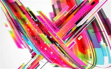 colourful abstract background 3d curved style free vector