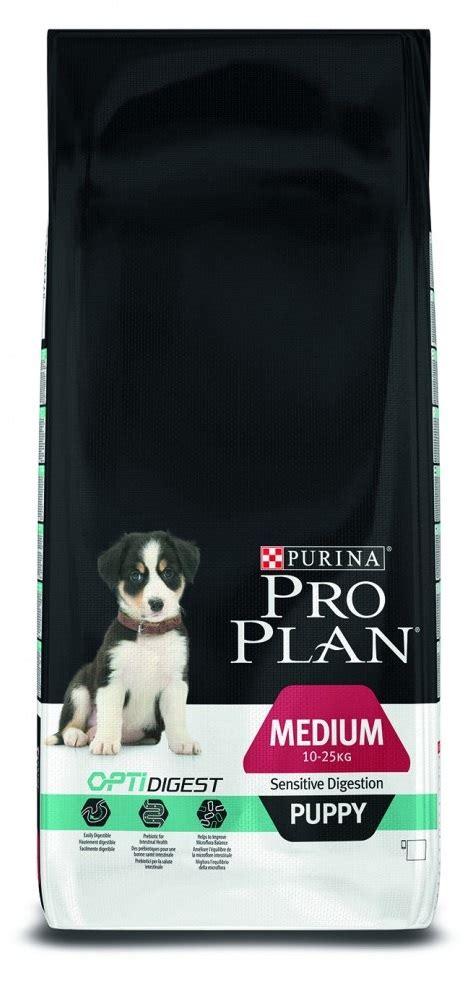 PRO PLAN Puppy Sensitive Digestion - sausā barība kucēniem ...