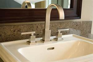 Secant - Widespread Lavatory Faucet - 2040