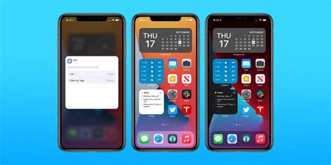 Things 3 task manager adds versatile home screen widgets