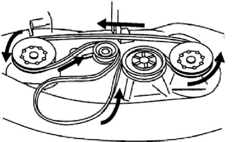 deere 140 mower deck belt diagram free engine image for user manual