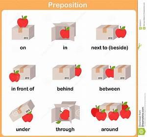 Preposition Of Motion For Preschool - Worksheet For ...