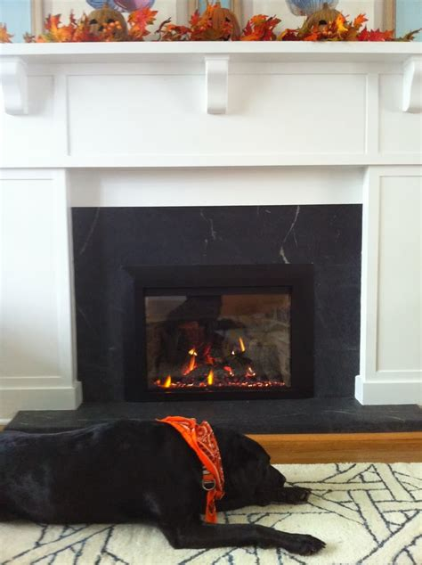 Soapstone Hearth Slab by Soapstone Fireplaces Yes Seattle Soapstone